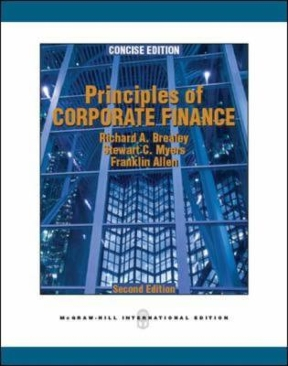 Principles of corporate finance concise 2nd edition rent principles of corporate finance concise 2nd edition 9780073530741 0073530743 view textbook solutions fandeluxe Images