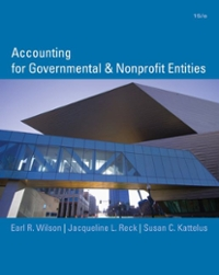 Accounting for Governmental and Nonprofit Entities with City of Smithville/Bingham premium content card 15th edition 9780077351892 0077351894