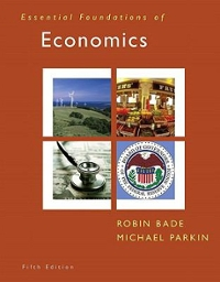 Essential Foundations of Economics 5th edition 9780138008239 013800823X