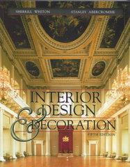 Interior Design And Decoration 5th Edition Rent 9780130307484 Chegg Com