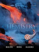 Pre-pack: Introduction to Chemistry with CONNECT PLUS Access Card 2nd edition 9780077405700 0077405706