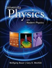 University Physics with Modern Physics 0th edition 9780072857368 0072857366