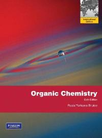 Organic Chemistry Paula Yurkanis Bruice 6th Edition Textbook