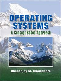 Operating Systems (1st) edition 9780072957693 0072957697
