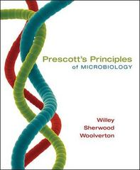 Prescott's Principles of Microbiology 1st edition 9780073375236 0073375233