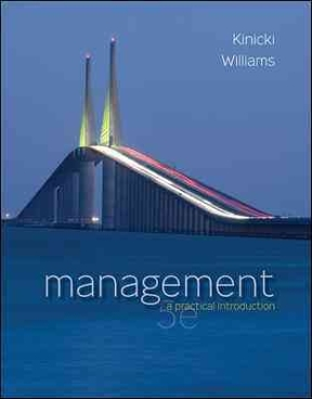 Loose leaf for management a practical introduction 7th edition loose leaf for management 7th edition 9780077720551 0077720555 fandeluxe Gallery