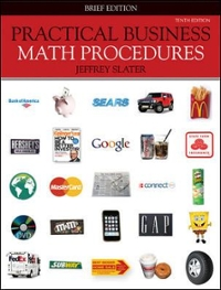 Practical business math procedures by slater 10th teachers edition.