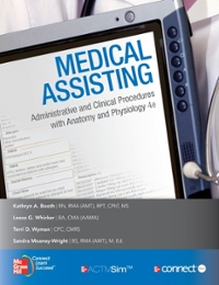 Medical Assisting: Administrative & Clinical Procedures with Student CDs (4th) edition 9780077399979 0077399979