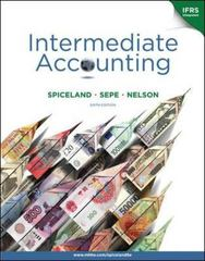 Intermediate Accounting with British Airways Annual Report 6th edition 9780077395810 0077395816