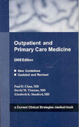 OUTPATIENT+PRIMARY CARE MEDICINE