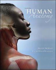 Human Anatomy 2nd edition 9780077361365 0077361369