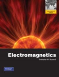 Electromagnetics (1st) edition 0132433842 9780132433846