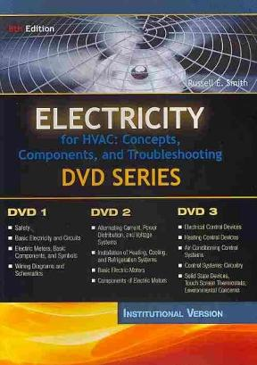 Dvd Set For Smithâ S Electricity For Refrigeration Heating And Air Conditioning 8th Edition Rent 9781111038779 Chegg Com