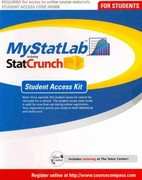 Pearsons top access codes chegg mystatlab standalone access card 1st edition 9780321694645 0321694643 fandeluxe Image collections