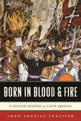 Born in Blood & Fire 3rd Edition 9780393911541 0393911543