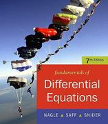 Fundamentals of Differential Equations 7th edition 9780321388414 0321388410