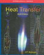 Heat Transfer 10th edition 9780077414900 007741490X