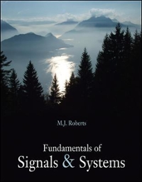 Fundamentals of Signals and Systems (0th) edition 9780073404547 0073404543