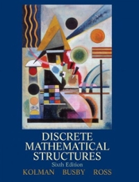 Discrete Mathematical Structures (6th) edition 0132297515 9780132297516