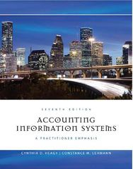 Accounting Information Systems 7th edition 9781111219512 1111219516