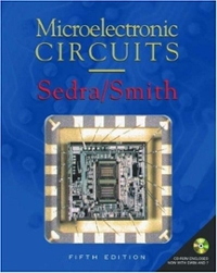 Microelectronic Circuits (5th) edition 9780195142518 0195142519