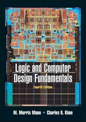 Logic and Computer Design Fundamentals 4th edition 9780131989269 013198926X