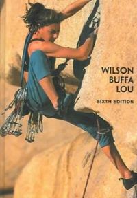 Wilson buffa lou textbooks:: homework help and answers:: slader.