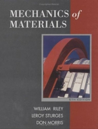 Mechanics of Materials (6th) edition 047170511X 9780471705116