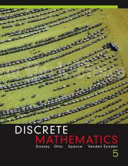 Discrete Mathematics 5th edition 9780321305152 0321305159