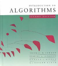 Introduction to Algorithms (2nd) edition 0070131511 9780070131514