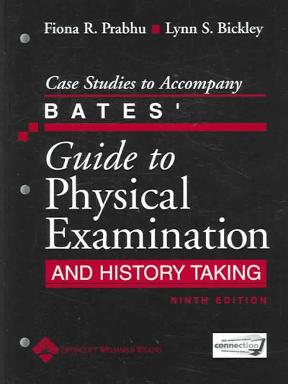 bates guide to physical examination 9th edition