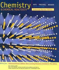 "Chemistry and Chemical Reactivity, Enhanced Review Edition (with General ChemistryNOWâ""¢) 6th edition 9780495112990 0495112992"
