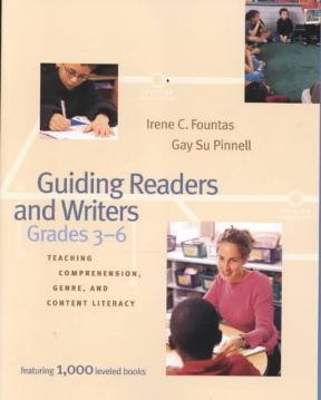 guiding readers and writers pdf