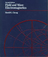Field and Wave Electromagnetics (2nd) edition 0201128195 9780201128192