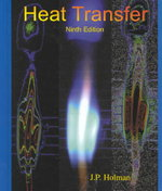 Heat Transfer 9th edition 9780072406559 0072406550