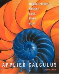 Applied Calculus 2nd edition 9780471207924 0471207926