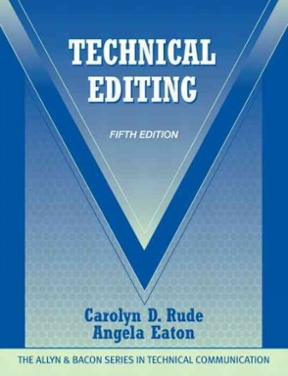 "technical writing textbooks Despite recent trends, this type of focus is not without precedent: in ""an informal  survey of technical writing textbooks: 1950-1970,"" thomas."