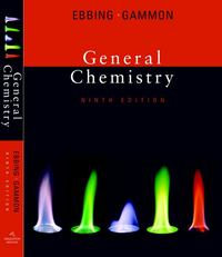 General Chemistry 9th edition 9780618857487 0618857486