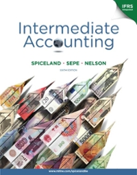 Intermediate Accounting with British Airways Annual Report + Connect Plus 6th edition 9780077403492 0077403495