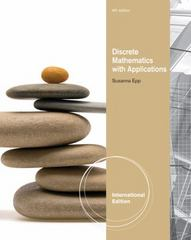 Discrete Mathematics with Applications 4th edition 9780495826163 0495826162