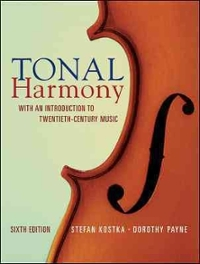 Chapter 16.2 Solutions   Tonal Harmony 6th Edition   Chegg.com