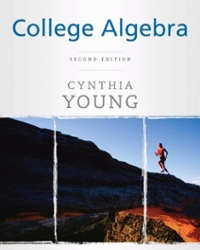 College Algebra (2nd) edition 9780470222720 0470222727