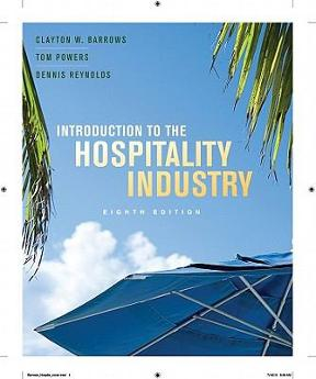 introduction to the hospitality industry 8th edition pdf