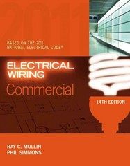 Electrical Wiring Commercial 14th edition 9781435498297 1435498291