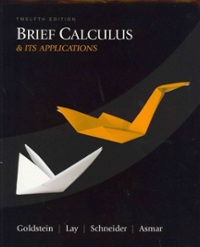 brief calculus and its applications 13th edition answers