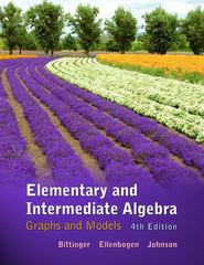 Elementary and Intermediate Algebra 4th edition 9780321726346 0321726340