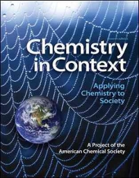Chemistry in Context (7th) edition 0073375667 9780073375663