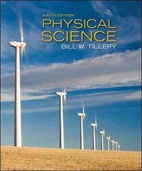 Physical Science 9th edition 9780073512211 0073512214