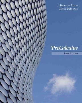 Precalculus 5th edition rent 9780840068620 chegg precalculus 5th edition 9780840068620 084006862x fandeluxe Choice Image