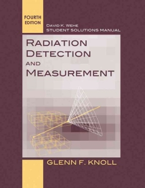 Student solutions manual to accompany radiation detection and solutions manual fandeluxe Images
